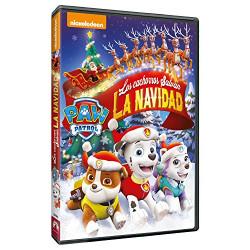 DVD PAW PATROL SALVAN LA...