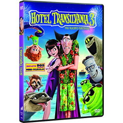 DVD HOTEL TRANSILVANIA 3 -...