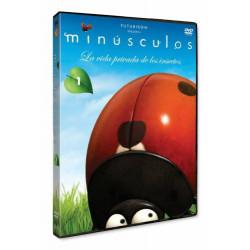 DVD MINUSCULOS TEMP.1 -...