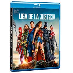 BR LIGA DE LA JUSTICIA -...