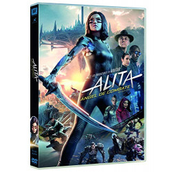 DVD ALITA: ANGEL DE COMBATE...