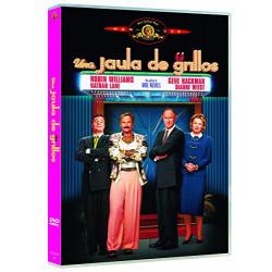 DVD UNA JAULA DE GRILLOS -...