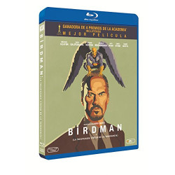 BR BIRDMAN (O LA INESPEREDA...