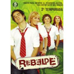 DVD REBELDE 2ª TEMPORADA -...