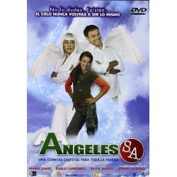 DVD ANGELES S.A. - ANGELES...