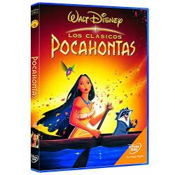 DVD POCAHONTAS - POCAHONTAS