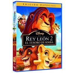 DVD EL REY LEON 2 ED....