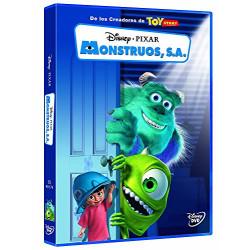 DVD MONSTRUOS, S.A. -...