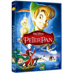 DVD PETER PAN - PETER PAN