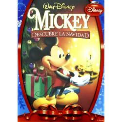 DVD MICKEY, DESCUBRE LA...