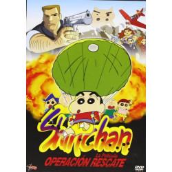 DVD SHIN CHAN, OPERACION...