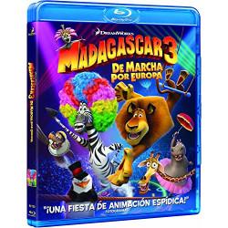 BR MADAGASCAR 3 : DE MARCHA...