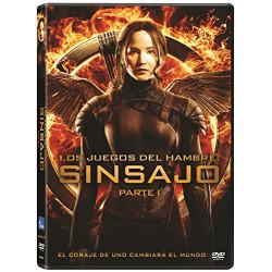 DVD LOS JUEGOS DEL HABRE:...