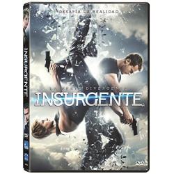 DVD DIVERGENTE: INSURGENTE...