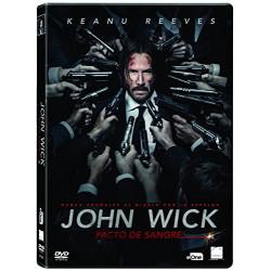 DVD JOHN WICK: PACTO DE...