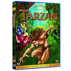 DVD TARZAN - TARZAN