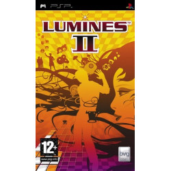 PSP LUMINES II - LUMINES II