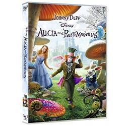 DVD ALICIA EN EL PAIS DE...