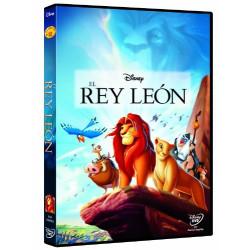 DVD EL REY LEON ED....