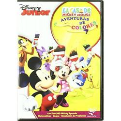 DVD LA CASA DE MICKEY MOUSE...