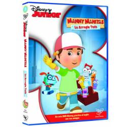DVD MANNY MANITAS LO...