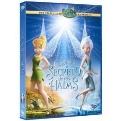DVD CAMPANILLA, EL SECRETO...