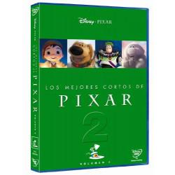 DVD PIXAR LOS MEJORES...