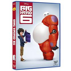 DVD BIG HERO 6 - BIG HERO 6
