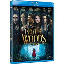 BR INTO THE WOODS - INTO...
