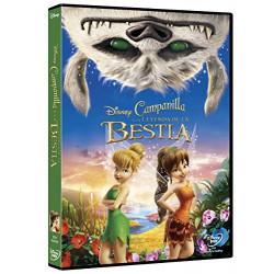 DVD CAMPANILLA Y LA LEYENDA...