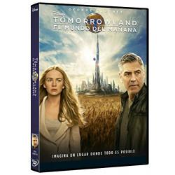 DVD TOMORROWLAND -...
