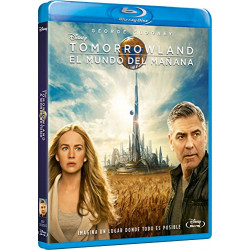 BR TOMORROWLAND - TOMORROWLAND