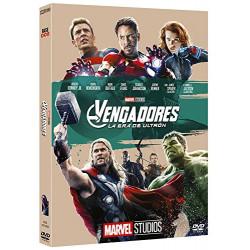 DVD LOS VENGADORES, LA ERA...