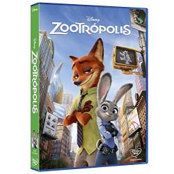 DVD ZOOTROPOLIS - ZOOTROPOLIS