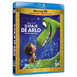 BR EL VIAJE DE ARLO 3D - EL...