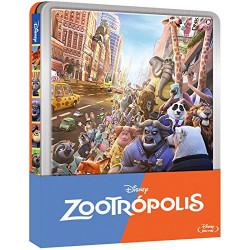 BR ZOOTROPOLIS -STEELBOX -...