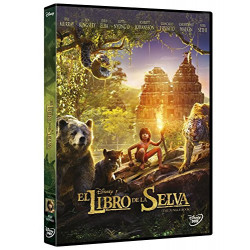 DVD EL LIBRO DE LA SELVA...