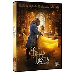 DVD LA BELLA Y LA BESTIA...