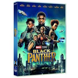 DVD BLACK PANTHER - BLACK...