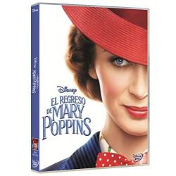 DVD EL REGRESO DE MARY...