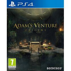 PS4 ADAM'S VENTURE ORIGINS