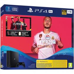 PS4 - PRO CONSOLA + FIFA 20...