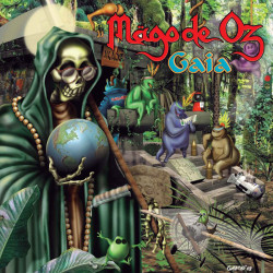 MAGO DE OZ - GAIA 1  (CD)