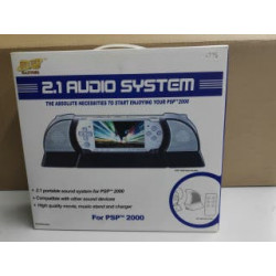 PSP 2.1 AUDIO SYSTEM - 2.1...