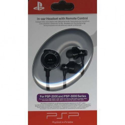 PSP AURICULARES CON CABLE -...