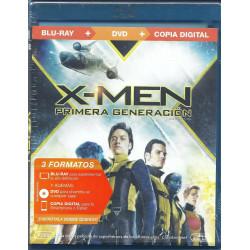 BR X-MEN PRIMERA GENERACION...