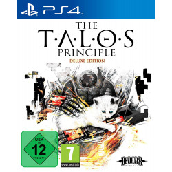 PS4 THE TALOS PRINCIPLE...
