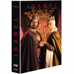 DVD ISABEL 2ª TEMPORADA -...