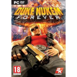 PC DUKE NUKEM FOREVER