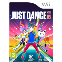 WII JUST DANCE 2018 - JUST...